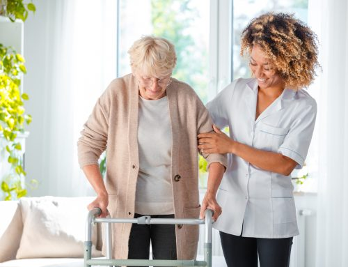 Moving Long-Term Care Into the Home