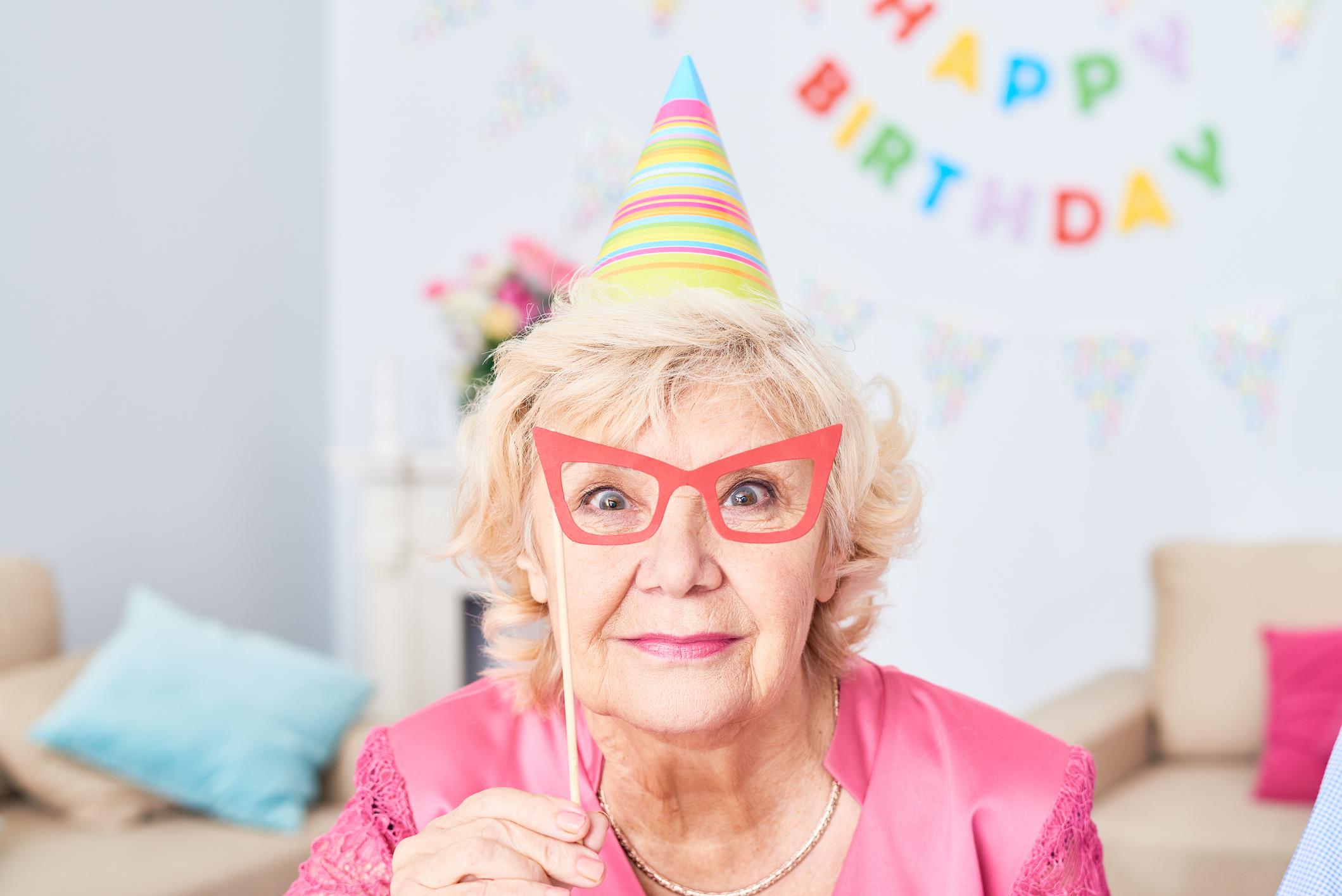 birthdays in retirement