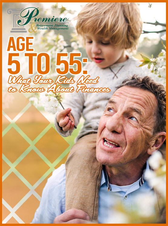 Age 5 to 55 guide