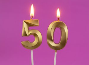 Important Birthdays Over 50